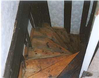 Timber Starirs